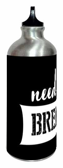 need some break, Steel Travelling Mug
