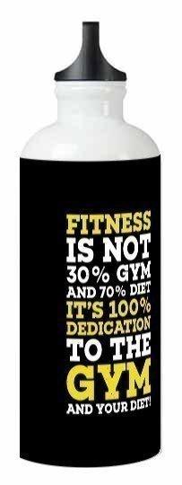 fitness, White Mug