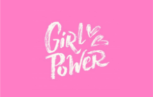 Girl Power Pillow