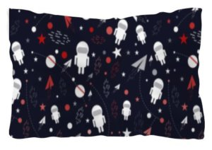 astronaut, Pillow