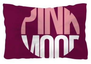 PINK MODE, Pillow