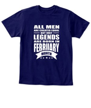 February Legends – All men are created equal