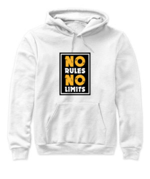 No Rules No Limits, Women's Hoodies