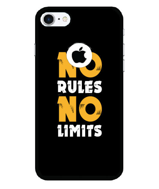 No Rules,No Limits, Phone Cases