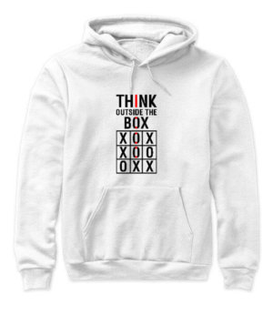 Think Outside The Box, Women's Hoodies