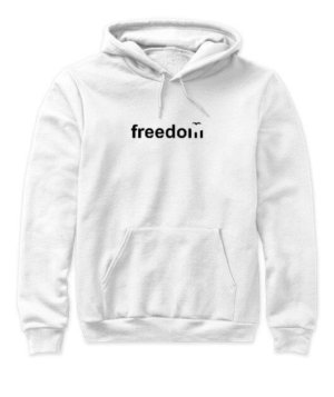 Freedom, Women's Hoodies
