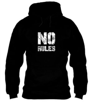 No Rules, Men's Hoodies