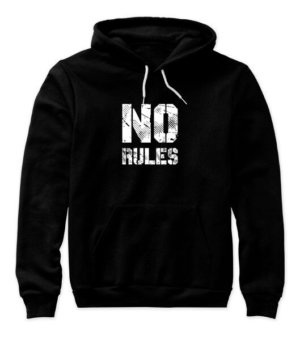 No Rules, Women's Hoodies