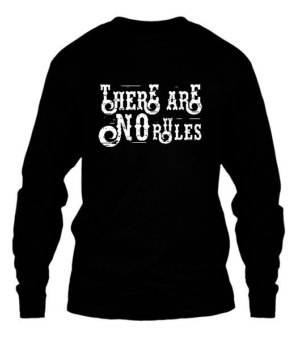 There Are No Rules , Men's Long Sleeves T-shirt