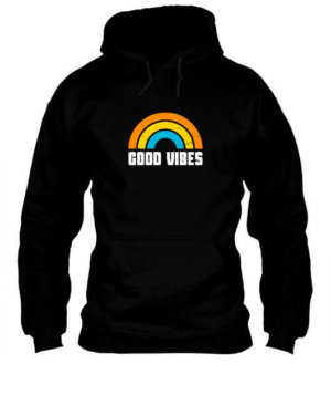 Good Vibes, Men's Hoodies