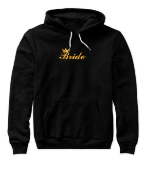 Bride, Women's Hoodies