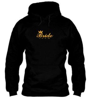 Bride Team, Men's Hoodies
