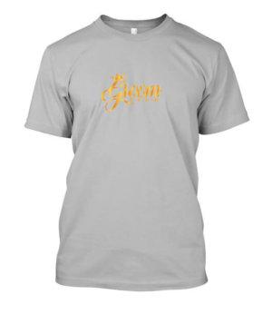 Groom Team, Men's Round T-shirt