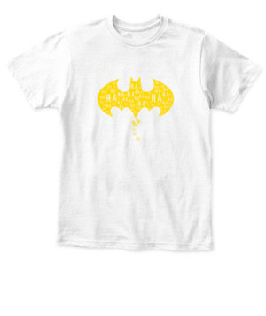 BATMAN JOKER, Kid's Unisex Round Neck T-shirt