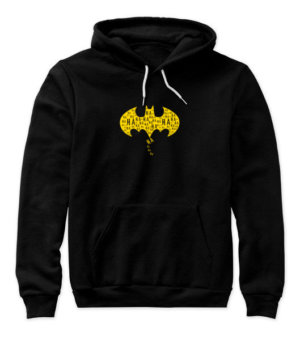 BATMAN JOKER, Women's Hoodies