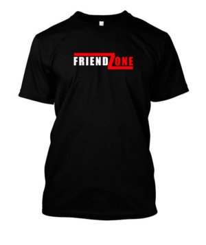 FRIEND ZONE, Men's Round T-shirt
