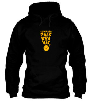 TUMHARE PASS KYA HAI, Men's Hoodies