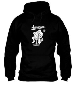 Aquarius Tshirt, Men's Hoodies
