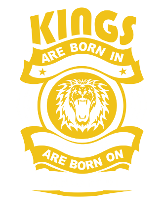 Real Kings are born on January 01-31