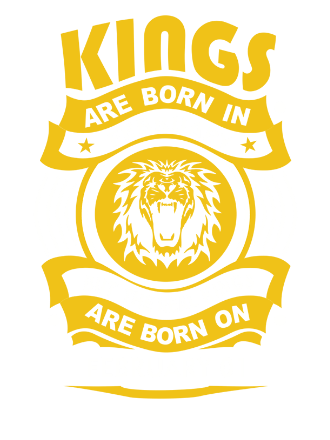 Real Kings are born on February