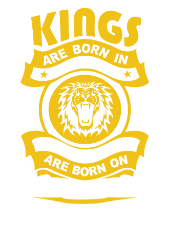 Real Kings are born on July 01-31