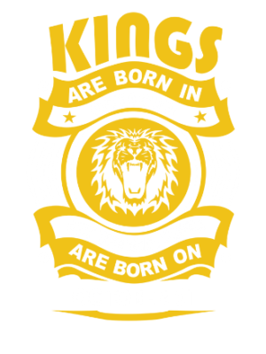 Real Kings are born on October 01-31