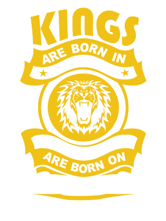 Real Kings are born on December