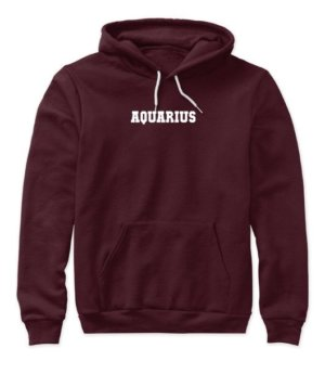 AQUARIUS, Women's Hoodies