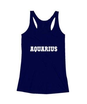 AQUARIUS, Women's Tank Top