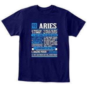 Aries Facts Tshirt
