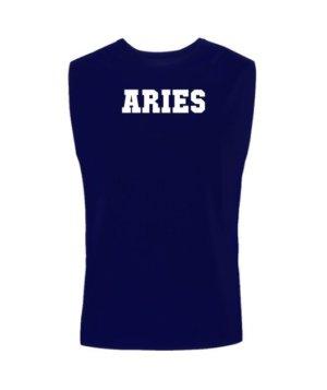 Aries, Men's Sleeveless T-shirt