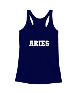 Aries, Women's Tank Top