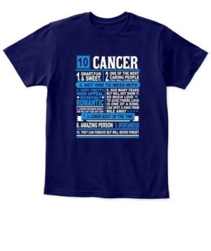 Cancer Facts Tshirt