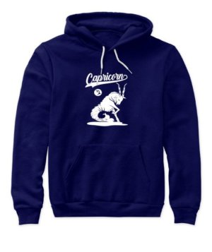 Capricorn Tshirt, Women's Hoodies