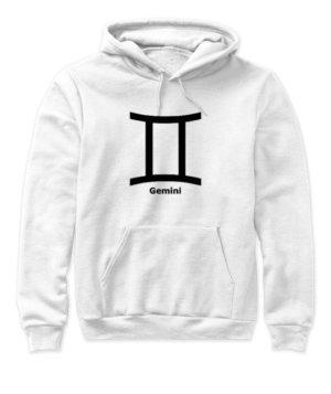 Gemini Symbol, Women's Hoodies