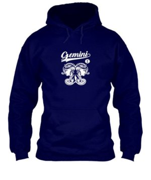 Gemini Tshirt, Men's Hoodies