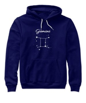 Constellation-Gemini Tshirt, Women's Hoodies