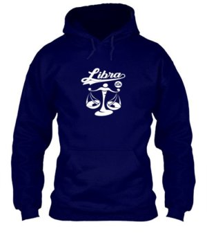 Libra Tshirt, Men's Hoodies
