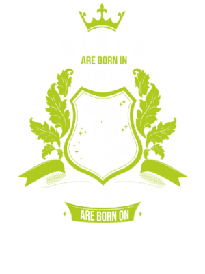 Buy Kings are born on January 1-31