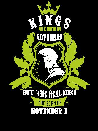 Buy Kings are born on November 1-30
