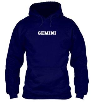 Gemini, Men's Hoodies