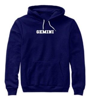 Gemini, Women's Hoodies