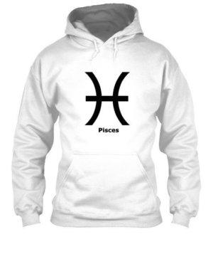 Pisces Symbol, Men's Hoodies