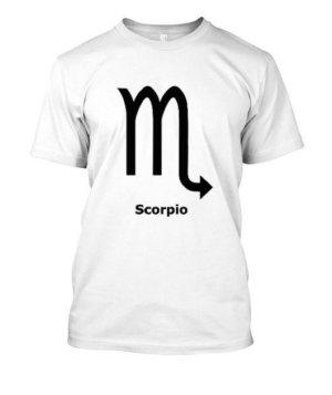 Scorpio Symbol, Men's Round T-shirt