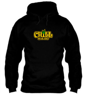 Chill Mar Bro, Men's Hoodies