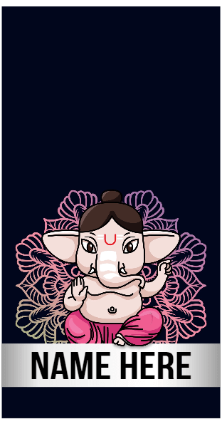 Ganesh Name, Phone Cases