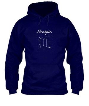 Constellation-Scorpio Tshirt, Men's Hoodies