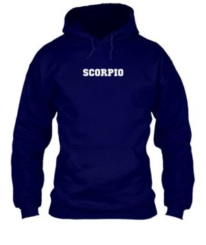 Scorpio, Men's Hoodies