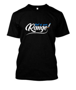 Out of your range, Women's Round Neck T-shirt