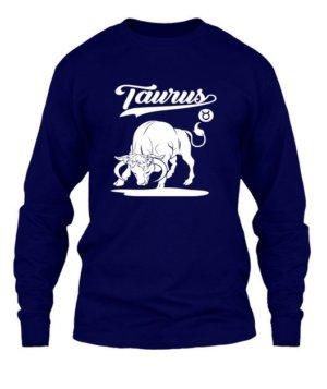 Taurus Tshirt, Men's Long Sleeves T-shirt